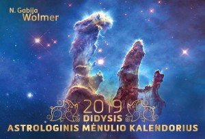 N.G. Wolmer 2019 Didysis astrologinis mėnulio kalendorius